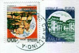 CAVALLINO - LE  - Anno 1991 - Timbri