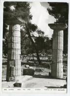 GREECE - AK 210981 Olympia - Temple Of Hera - Grèce