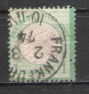 Reich N° 20 Oblitéré - Deutschland