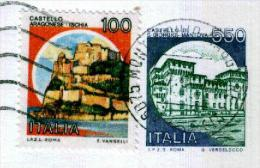 MONTECCHIO MAGGIORE - VI  - Anno 1991 - Timbri