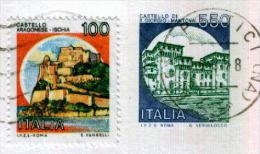 PORTICI - NA - Anno 1991 - Timbri