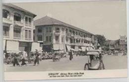 INDOCHINE VIETNAM SAIGON RUE PHAN CHAU TRINH PRÈS LE MARCHÉ SAIGON - Viêt-Nam