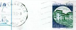TIRRENIA - LI  - Anno 1991 - Timbri