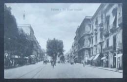 Catania  via etnea caronda