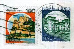 FOIANO DELLA CHIAIA -  AR - Anno 1991 - Timbri