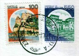 TOVO DI S. AGATA - SO - Anno 1991 - Timbri