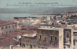 al - Cpa BEYROUTH - Vue g�n�rale, prise du S�rail