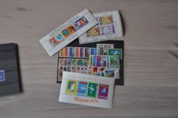 B137 ++ ANTILLES 1979 JAARSET YEAR SET NVPH 604-40 POSTFRIS MNH CAT 32€ - Postzegels