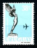 URUGUAI - URUGUAY - Posta Aereo - Year 1960 - Nuovo - News .MNH ** . - Uruguay