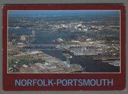 T7819 NORFOLK PORTSMOUTH VG - Portsmouth