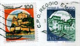 REGGIO EMILIA - Anno 1991 - Timbri