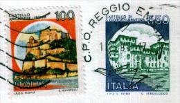 REGGIO EMILIA - Anno 1991 - Stempel & Siegel