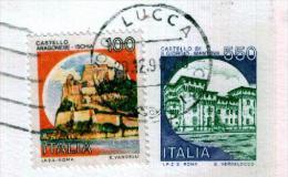LUCCA - Anno 1990 - Timbri
