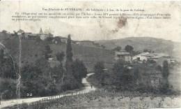 RHONE ALPES - 38 - ISERE - SAINT VERAND - 260 Habitants - Vue Générale - Pliure Gauche - Saint-Vérand