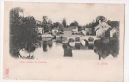 LE MANS - Vieux Moulin De Pontlieue - Le Mans