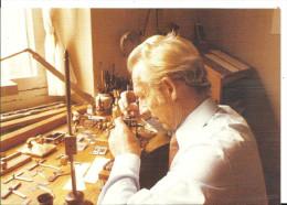 Imprimerie Nationale, Louis Gauthier, Graveur De Poinçons Typographiques à L'imprimerie Nationale De 1948 à 1980 , Club - Other