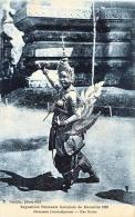Kambodscha 1922 - Danseuses Cambodgiennes - Une Sirene - Kambodscha