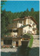 """Trento, Fondo  - """"Albergo Al Lago Smeraldo"""" - Trento"""