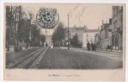LE MANS - L'Avenue Thiers - Le Mans