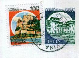 RAVINA - TN  - Anno 1991 - Seals
