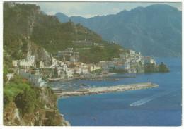 """Amalfi, (Salerno) . """"Hotel Miramalfi"""" - Salerno"""