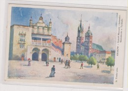 POLAND KRAKOW Nice Postcard - Pologne