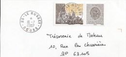 Y. Et T. 4062 Sur Enveloppe - 80e Congrès De La FFAP - Poitiers - Oblitération Manuelle - Storia Postale