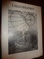 1916 ZEPPELINS;Les MITRAILLEURS; Arm�nie(Erzeroum,Kargabaz ar,Tr�bizonde)Litho de HOFFBAUER;Procession ND de Fourvi�res