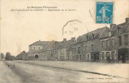 PLELAN LE GRAND ESPLANADE DE LA MAIRIE - France