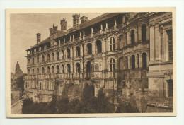 Carte Postale Château De Blois Façade François 1er - Blois