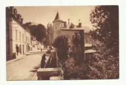 Carte Postale Bedous , Route De Pau - Francia