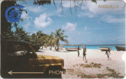 Anguilla - GPT - ANG-001B - 1CAGB - MINT - R - Anguilla