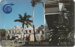 Antigua&Barbuda - GPT - ANT-002B - 2CATB - R - Antigua And Barbuda