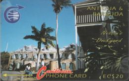 Antigua&Barbuda - GPT - ANT-006B - 6CATB - Antigua And Barbuda