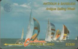 Antigua&Barbuda - GPT - ANT-007B - 7CATB - Antigua And Barbuda