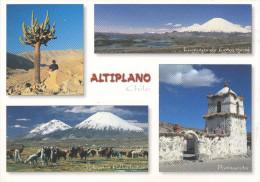 Ph-CPM Altiplano (Chili) Multivues, 12,00 X 17,00 Cm - Chili