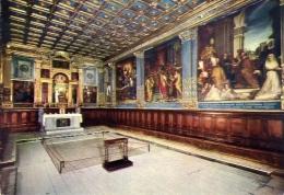 Santuario casa di s.caterina da siena - oratorio della cucina - 99966 - formato grande non viaggiata