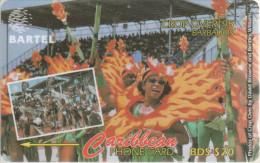 Barbados - GPT - BAR-087A - 87CBDA - Barbades