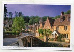 ENGLAND - AK 211075 Wiltshire - Castle Combe In The Cotswolds - Andere