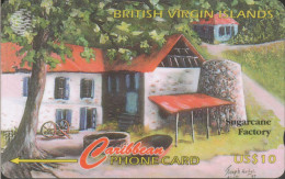 British Virgin Islands - GPT - BVI-218B - 218CBVB - Vierges (îles)