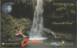 Dominica - GPT - DOM-004Ba - 4CDMB - SB - Dominica