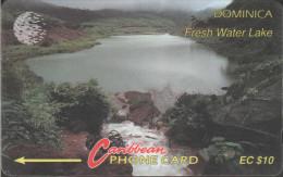 Dominica - GPT - DOM-006B - 6CDMB - Dominica