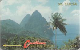 St. Lucia - GPT - STL-003C - 3CSLC - Santa Lucía