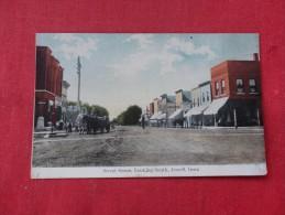 Iowa> Jewell    Street Scene   ref 1611