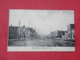 - Iowa>  Humboldt  Main Street     ref 1611