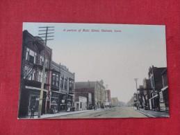 - Iowa> Oelwein   Main Street     ref 1611