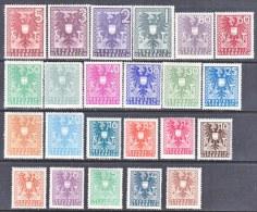 AUSTRIA 432-54    ** - 1945-.... 2nd Republic