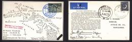Pakistan: 1960 SALTORO EXPEDITION  POSTAL POINT NO4 C.d.s., KHALPU C.d.s, RAWALPINDI C.d.s. - Pakistan