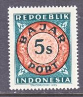 INDONESIA   J 4   * - Indonesia