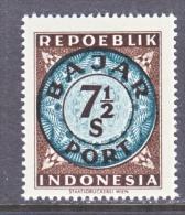 INDONESIA   J 5   * - Indonesia
